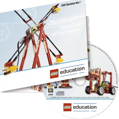 Buy 8+ Projects Curriculum Pack LEGO® Education WeDo™ on Robot Advance