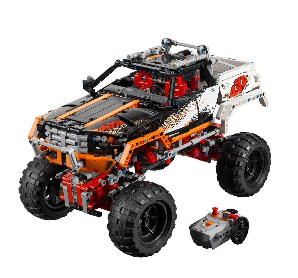 "100/% kompatibel mit Lego Technic 380 Teile rot RC Ferrari /""La Ferrari/"""