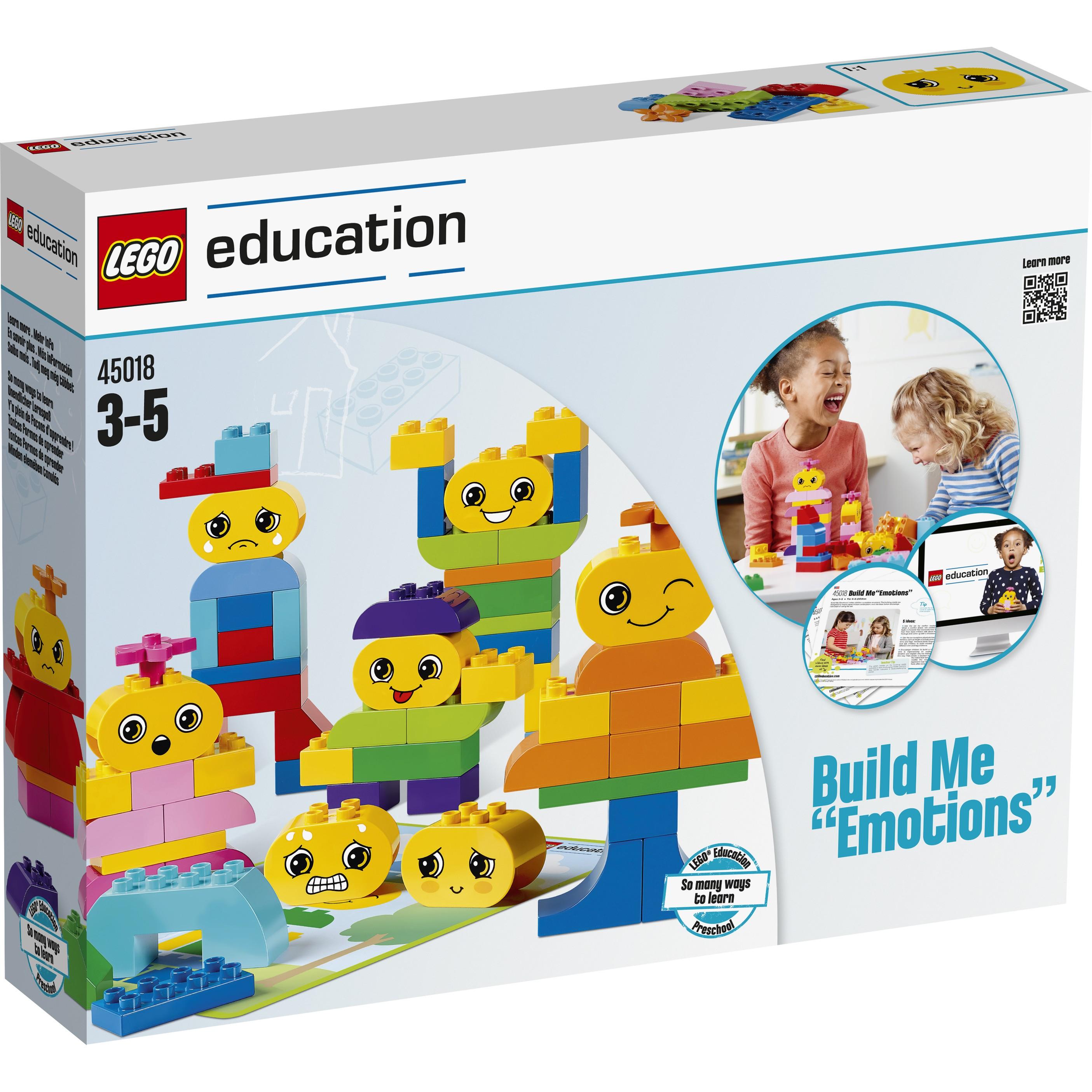 Build Your Emotions LEGO DUPLO - LEGO Education
