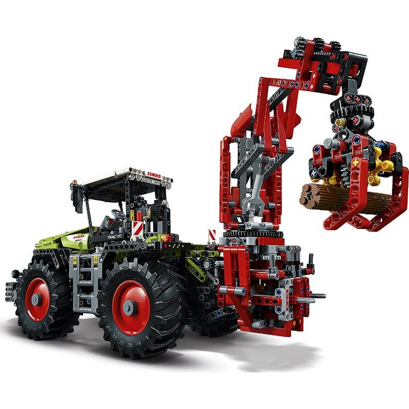 Buy CLAAS XERION 5000 TRAC VC LEGO® TECHNIC 42054 on Robot