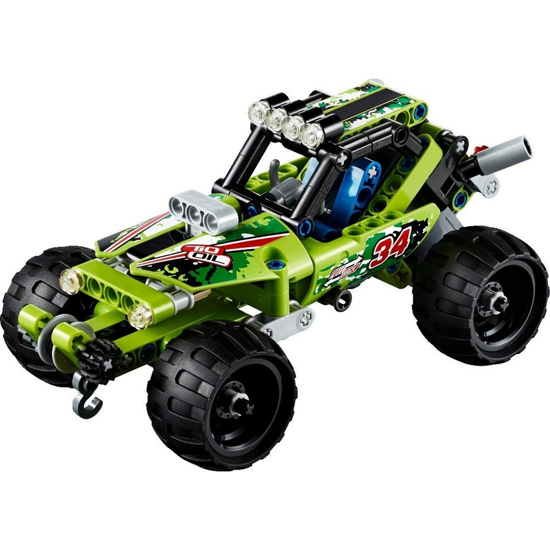 buy desert racer lego technic 42027 on robot advance. Black Bedroom Furniture Sets. Home Design Ideas