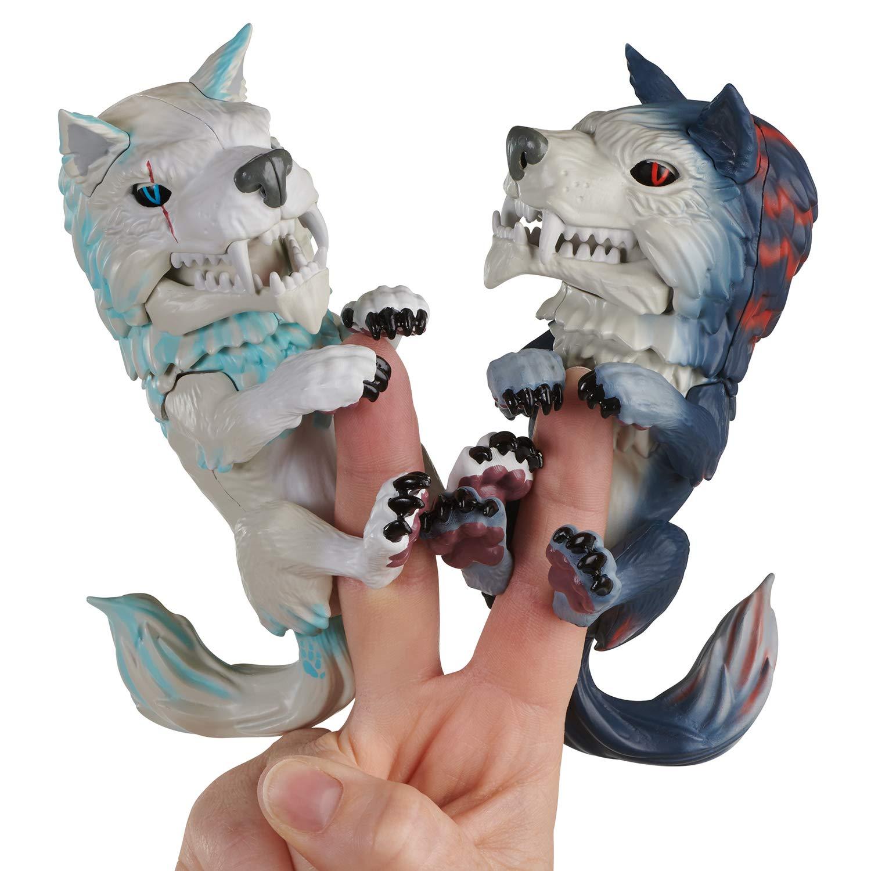 Midnight Untamed Direwolf Fingerlings interactive toy New