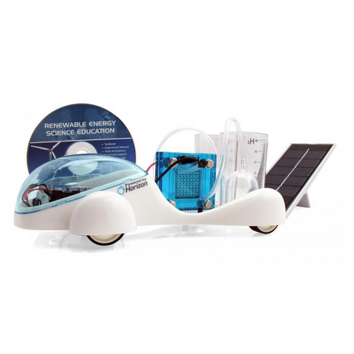 Solar Hydrogen Car Science Kit