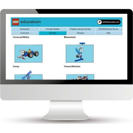 Buy Introducing Simple & Powered Machines LEGO® Education