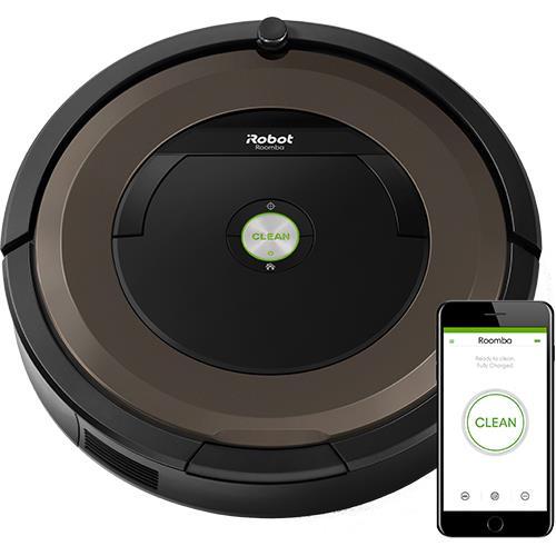 iRobot Roomba 891 vacuum cleaner: high performance robot