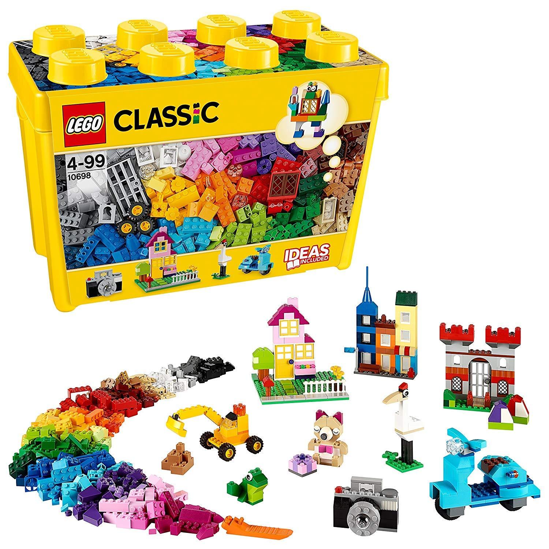 New LEGO Classic Medium Creative Brick Box Free Shipping