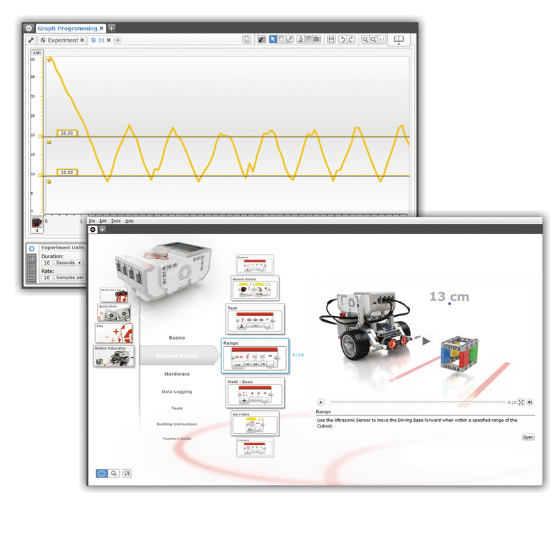LEGO® MINDSTORMS® Education EV3 Software Site License (Numerical ...