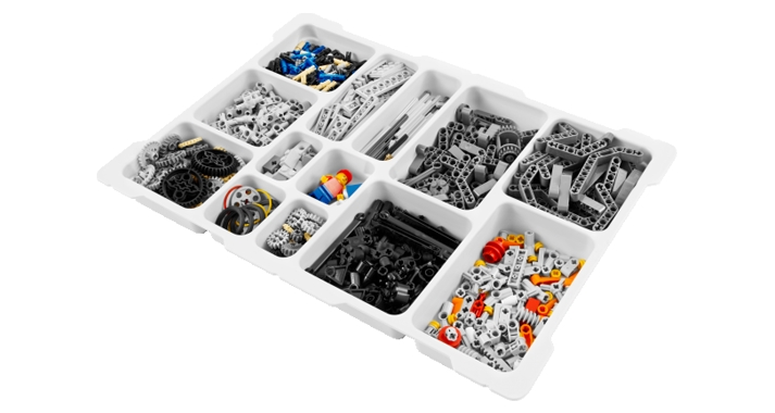 LEGO® MINDSTORMS® Education NXT Resource Set - Robot Advance