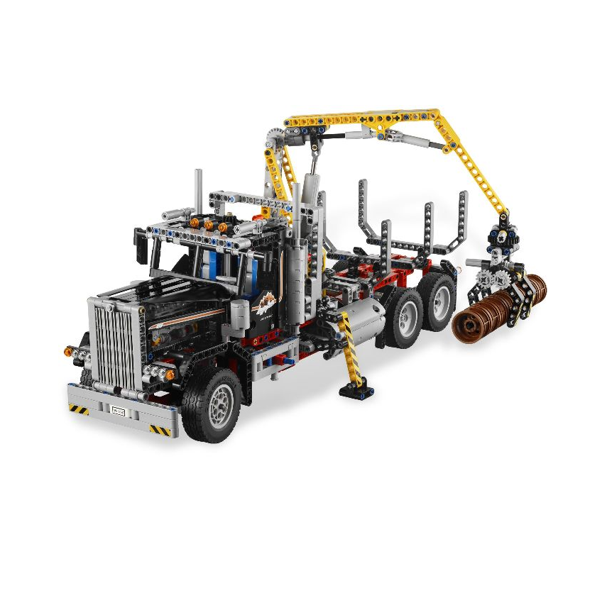 buy logging truck lego technic 9397 on robot advance. Black Bedroom Furniture Sets. Home Design Ideas