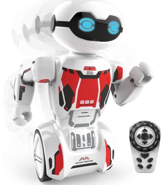 Buy Macrobot Robot (Train My Robot) Silverlit on Robot Advance