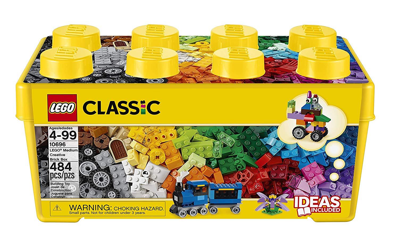 elegante schoenen promotie eerste klas Medium Creative Brick Box LEGO Classic 10696