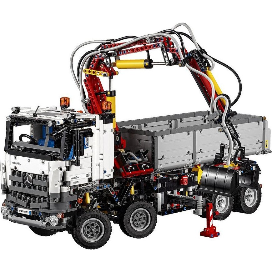 buy mercedes-benz arocs 3245 lego® technic 42043 on robot advance