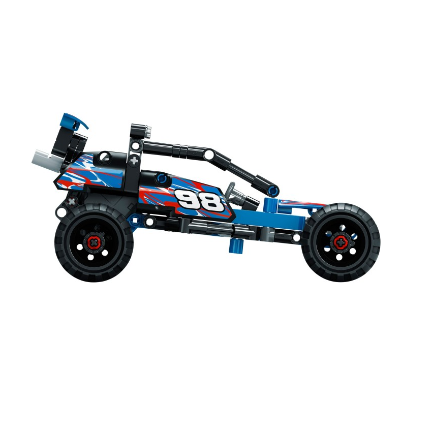 buy off road racer lego technic 42010 on robot advance. Black Bedroom Furniture Sets. Home Design Ideas