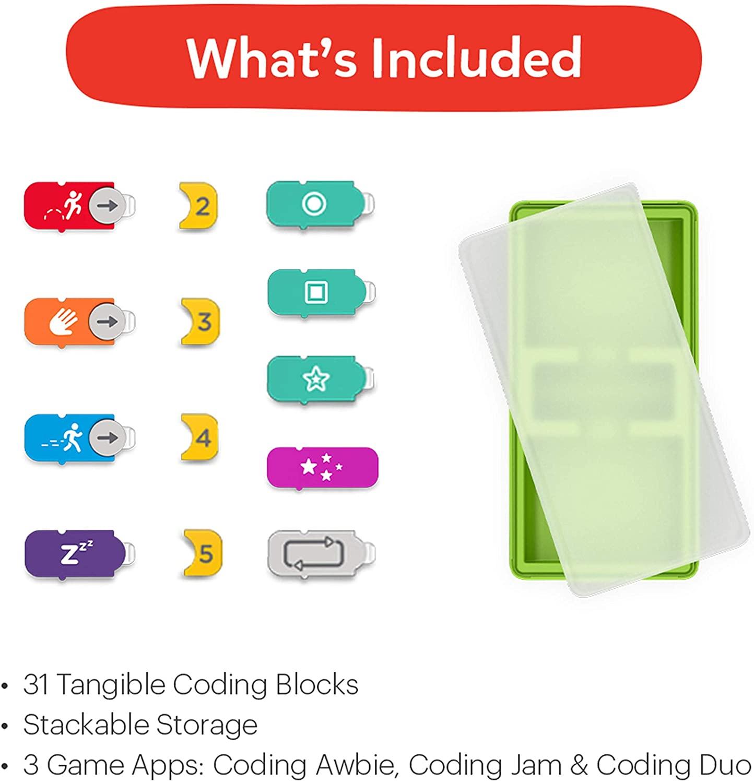 Osmo Coding Family Bundle pour iPad et Fire