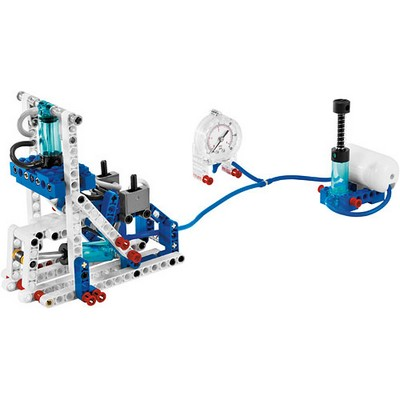 Pneumatics Add-on Set LEGO® Education (Pack of Activities Included ...
