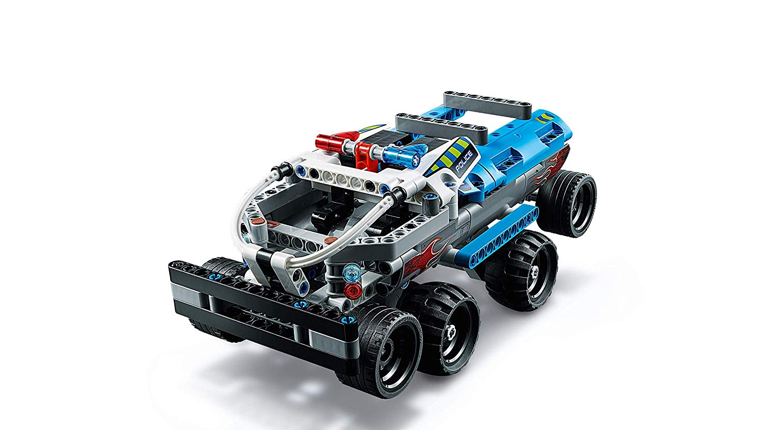 Police Pursuit LEGO TECHNIC 42091