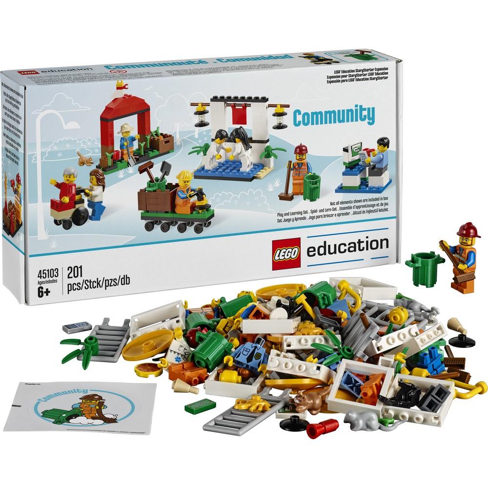Buy StoryStarter Community Expansion Set LEGO® Education ...
