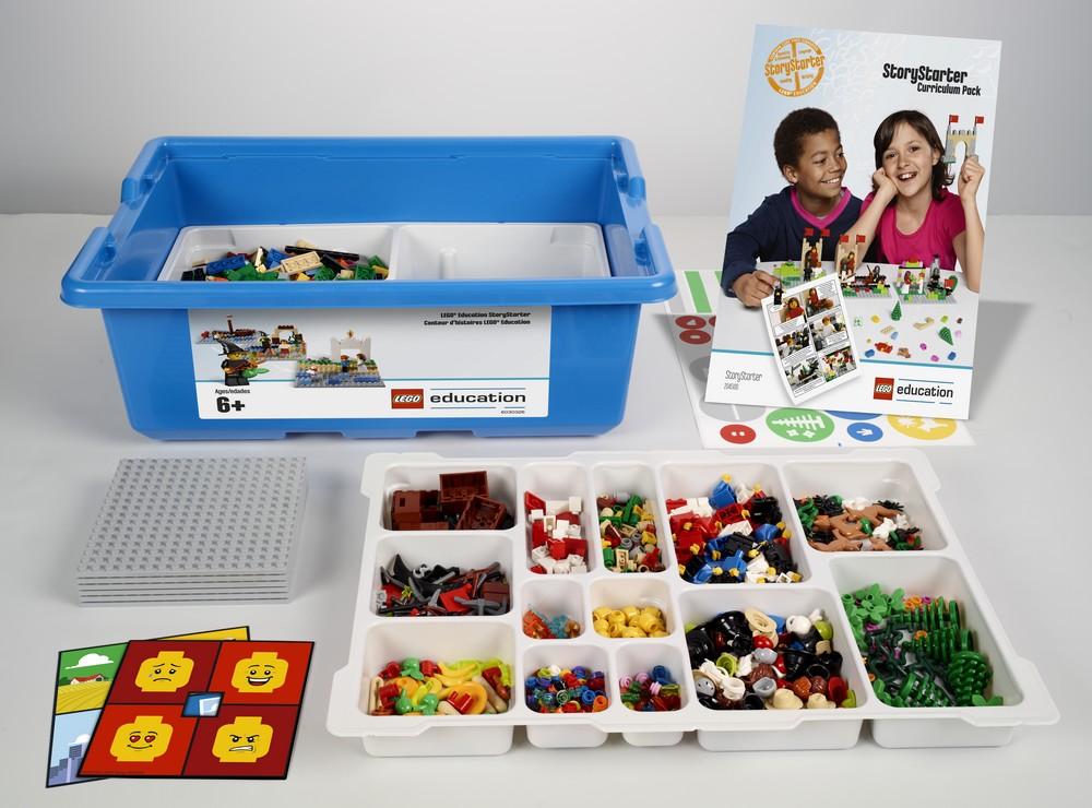 Buy StoryStarter Core Set LEGO® Education on Robot Advance