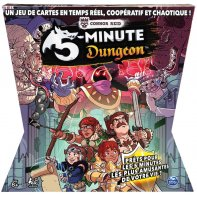 5 Minute Dungeon Board Game