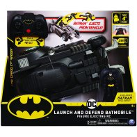 Batman Remote-Controlled Batmobile