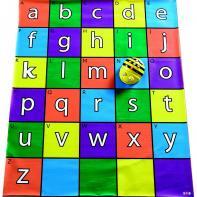 BeeBot / BlueBot Alphabet Carpet