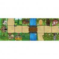 BeeBot / BlueBot Tales Carpet