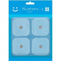Bluetens Bluepack Of 4 Electrodes S Sized