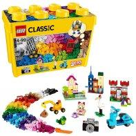 Boîte Briques Créatives Deluxe LEGO Classic 10698