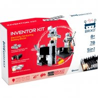 BRIXO Inventor Kit - 78 Pièces