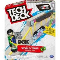 Build A Park World Tour Tech Deck Fingerskate