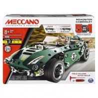 Cabriolet Retro Friction Meccano 5 Modèles
