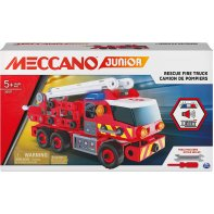 Camion De Pompier Meccano Junior