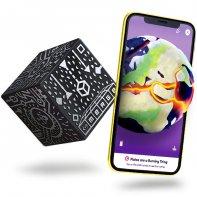 Cube Holographique Merge