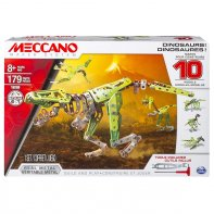 Dinosaurs Meccano 10 Models To Build