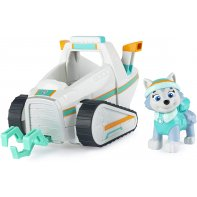 Figurine And Vehicle Everest Paw Patrol