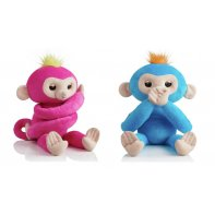 Fingerlings Peluche Singe Hugs