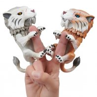 Fingerlings Untamed Tigre Dents De Sabre