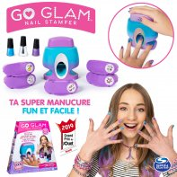 Go Glam Nail Stamper Cool Maker