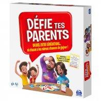 Jeu De Société Défie Tes Parents Nouvelle Edition