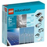 Kit Energies Renouvelables LEGO® Education (Pack D'Activités Inclus)