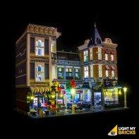 Lumières Pour LEGO Assembly Square 10255