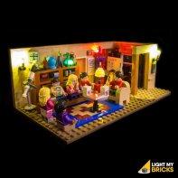 Lumières Pour LEGO Big Bang Theory 21302