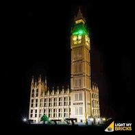 Lumières Pour LEGO Big Ben 10253