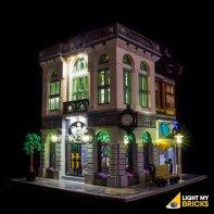 Lumières Pour LEGO Brick Bank 10251