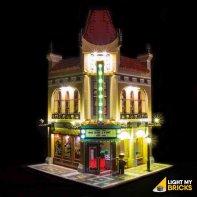 Lumières Pour LEGO Palace Cinema 10232