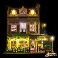 Lumières Pour LEGO Restaurant Parisien 10243