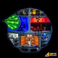 Lumières Pour LEGO Star Wars Étoile Noire 75159