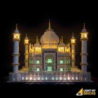 Lumières Pour LEGO Taj Mahal 10256
