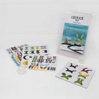 Pack Accessoire Autocollants Pour Ozobot Bit