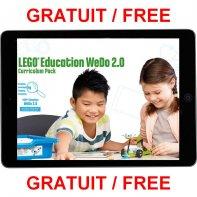 Pack éducatif LEGO® Education WeDo2.0 (Version Numérique)
